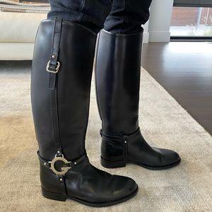 Vintage Gucci Equestrian Boots